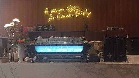 Phil and Sebastian Coffee Roasters