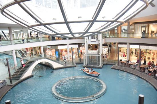 Marina Bay Sands Shopping Mall Picture Of Marina Bay Sands Skypark Singapore Tripadvisor