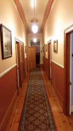Barossa Dreams: Diamond Dreams hallway