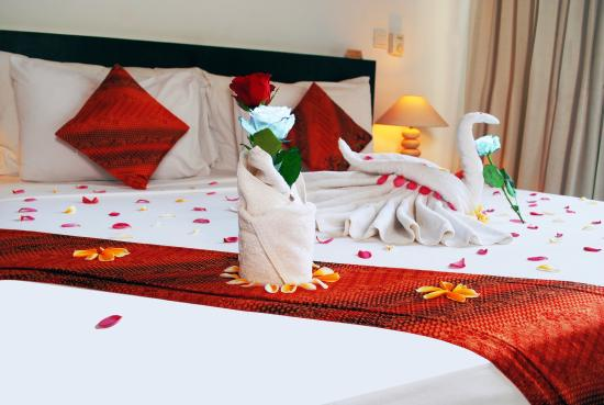 ‪ذا تراوانجان ريزورت: Set up room special honeymoon package‬
