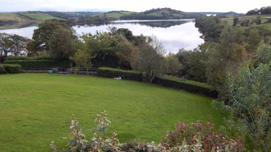 Rossmore Manor: view of the bay