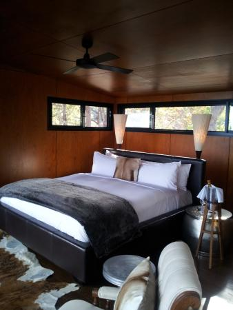 Spicers Sangoma Retreat: Cheif Suite Bed