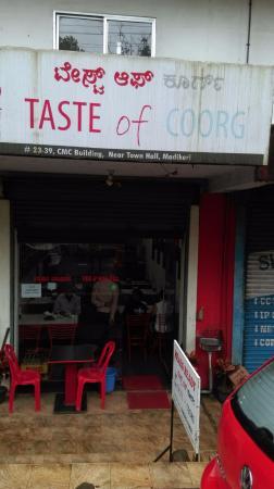 Taste of Coorg