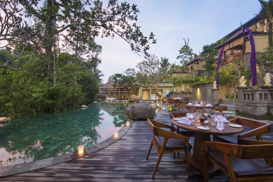 Tranquil pool setting - This photo of The Lokha Ubud, Bali is courtesy of TripAdvisor