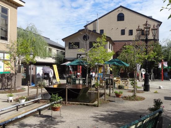Yonbancho Square