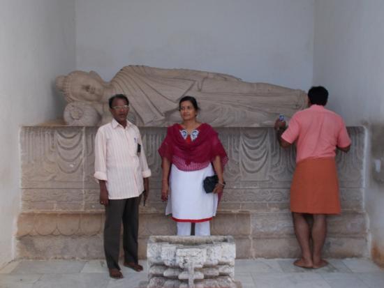 Dhauligiri Shanti Stupa