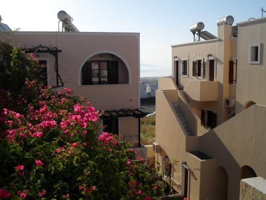 Antonia Hotel Santorini: Antonia Hotel, Fyra, Santorini, Grecia
