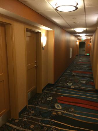 Residence Inn Helena: Hallway
