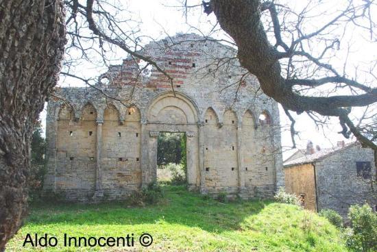 Pomarance, Italie : Pieve di San Giovanni Battista 2' immagine