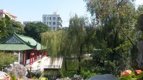 Tumotezuo Qi, China: lake