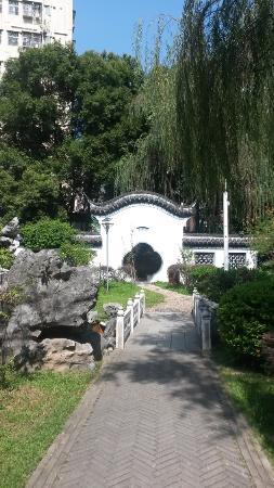 Tumotezuo Qi, China: Round Gate