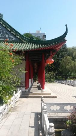 Tumotezuo Qi, China: Park