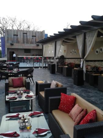 Terrazza 9 Bar Grill Kanpur Restaurant Reviews Phone