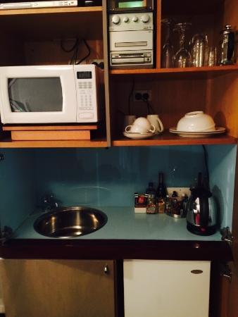 Medusa : kitchenette