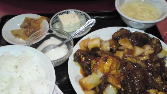 Ryuusei Saikan - Authentic Chinese Food