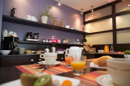 Hôtel Le Ceïtya: Nos petits petits déjeuners
