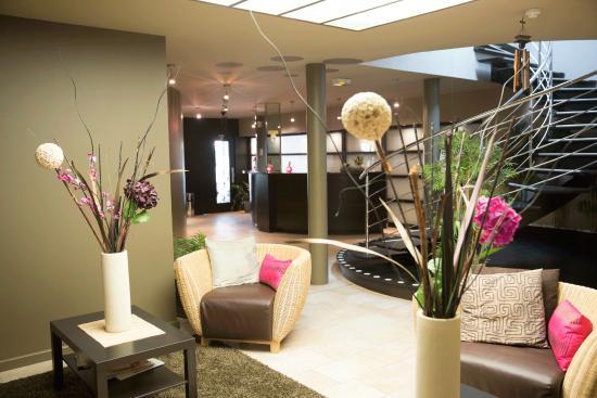 Hôtel Le Ceïtya: Notre salon