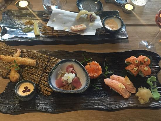 best sushi copenhagen