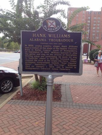 Hank Williams - Montgomery