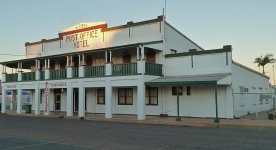 Early morning in Cloncurry, QLD