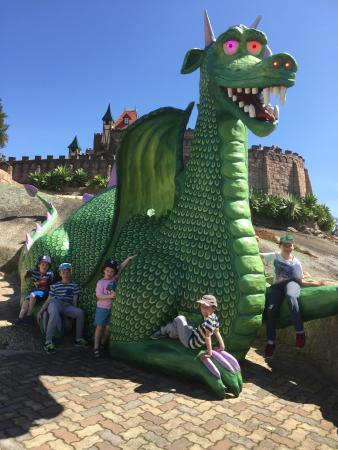 Fairy Park: Loved the Dragon