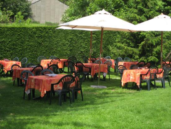 Au beau jardin menen restaurantbeoordelingen tripadvisor for Au jardin review