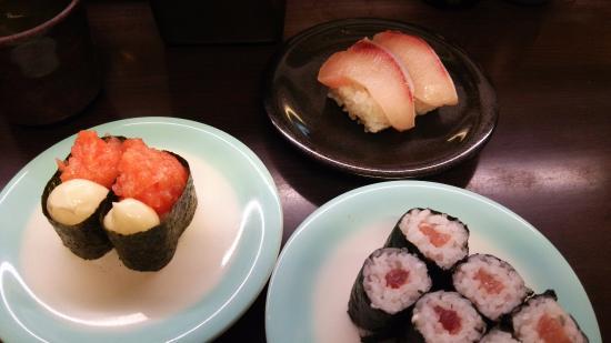 Kaiten Sushi Kiraku