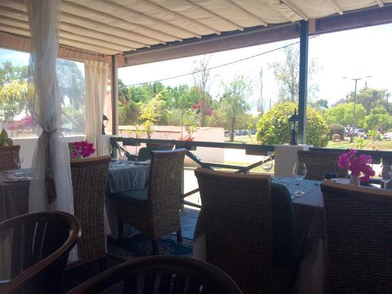 Kasteelberg Bistro: The Terrace