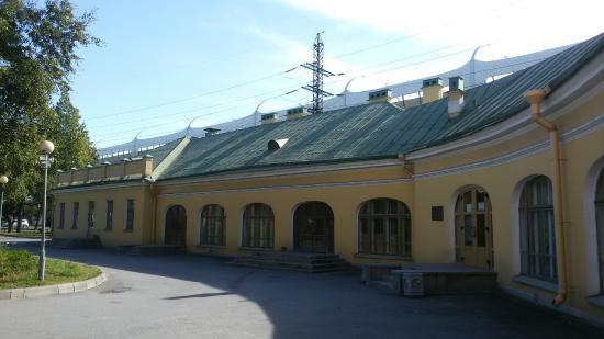 House of Vorontsova-Dashkova Kiryanovo