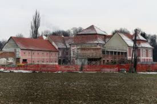 Betnava Mansion (Betnavski Dvorec) : Betnava, Part of reconstruction