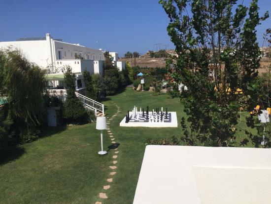 Agios Prokopios, اليونان: Hotel