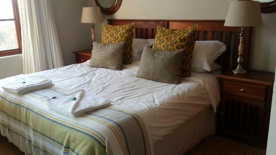 The Nottingham Road Hotel: Accomodation
