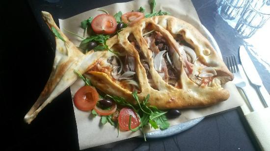 Ουψάλα, Σουηδία: Pizzaköket