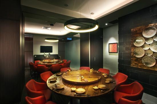 Hana Dining Sake Bar Private VIP Room