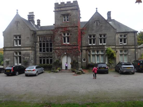 Hargate Hall: Frontage