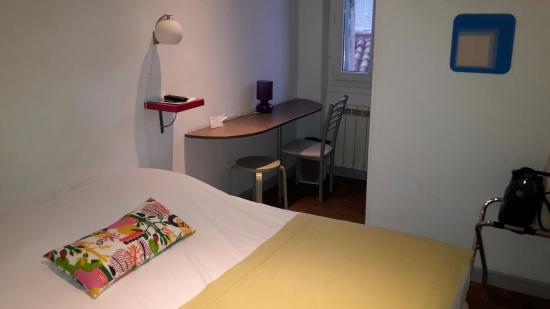 Hotel Le Cassiden: Chambre