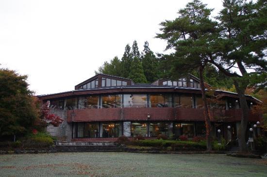 Yamanakako Shuzanso: 外観