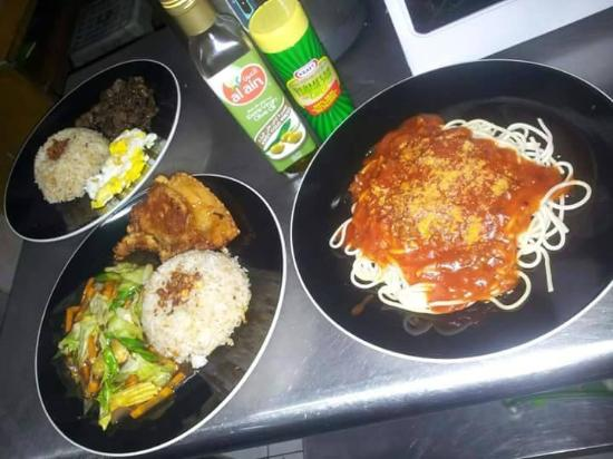 Mouth watering homecooking by Elena\'s Kitchen at Townhouse Hotel ...