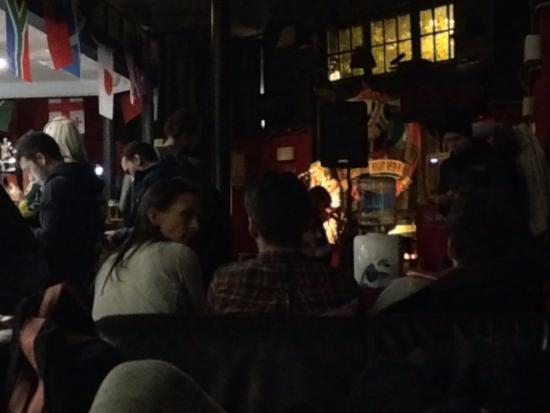Concierto Por Las Noches En El Bar Del Hotel Picture Of