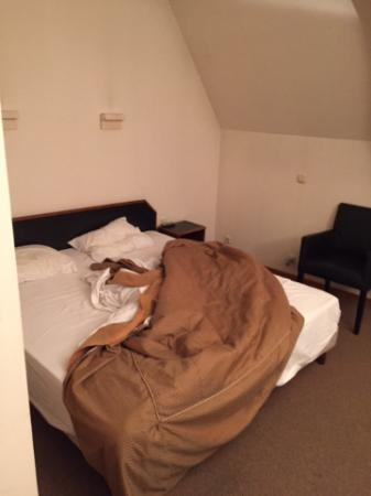 Hotel Prinse: room as i walked in