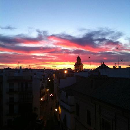 Sevilla by Pepe : Anochece en Sevilla