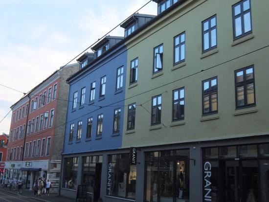Grünerløkka: main street of the district