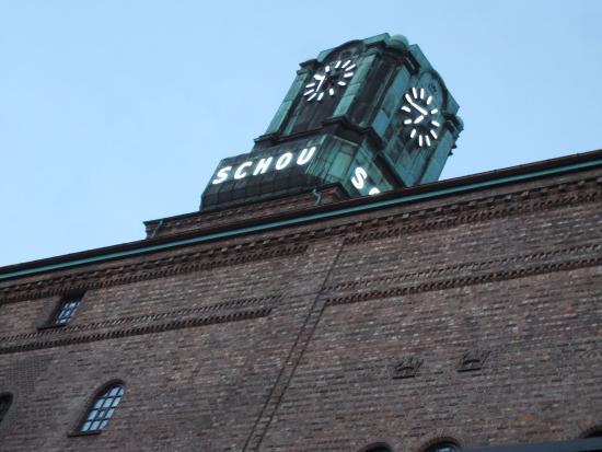 Grünerløkka: brewery turned house of arts, as elsewhere