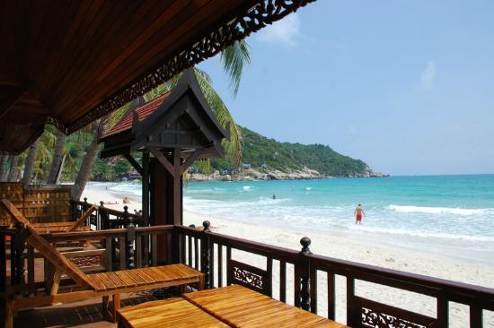 Sunrise Resort: Thai House Villa Beachfront