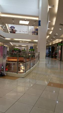 Nice ambience, modern mall - Picture of Aeon Bukit Indah Shopping ...