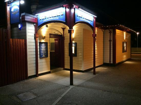 Dingwall, UK: The Mallard