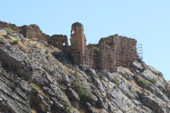 Kahta, Turkey: Yenikale Ruins