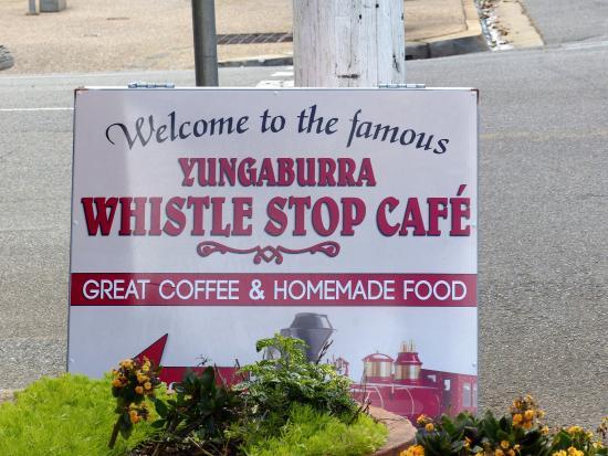 Whistle Stop Cafe: Yungaburra Whistle Stop Café