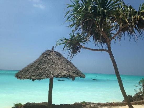 Tanzanite Beach Resort: Incredible views
