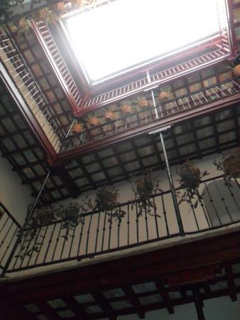 Hotel Patio de las Cruces: vista hotel